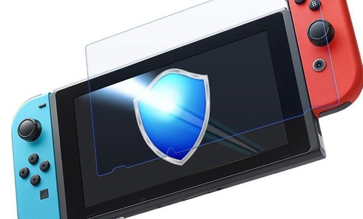 ニンテンドースイッチの液晶画面に保護フィルムを貼るたった1つの理由