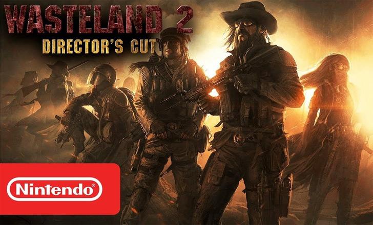 ニンテンドースイッチ版「Wasteland 2: Director's Cut」発売日はいつ?価格はいくら?