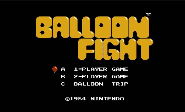 【Nintendo Switch Onlineファミコン】バルーンファイト【攻略サイト】