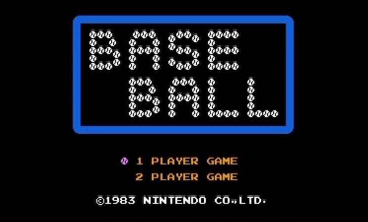 【Nintendo Switch Onlineファミコン】ベースボール【攻略サイト】