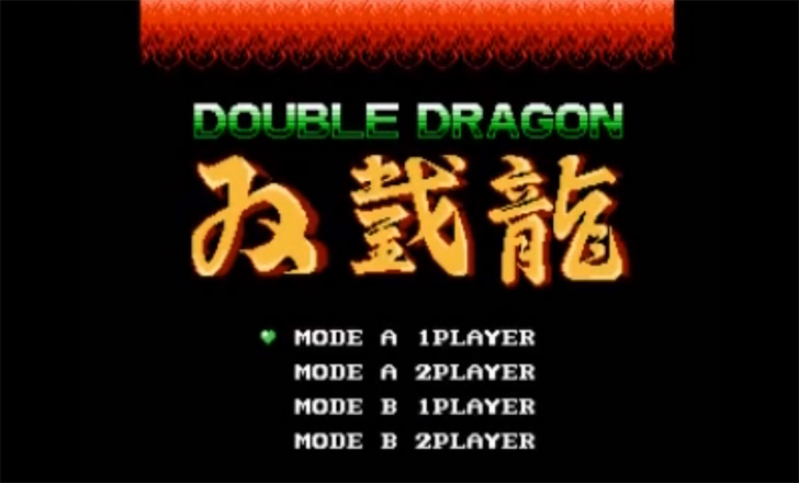 【Nintendo Switch Onlineファミコン】ダブルドラゴン【攻略サイト】
