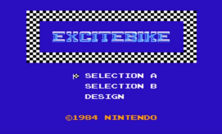 【Nintendo Switch Onlineファミコン】エキサイトバイク【攻略サイト】