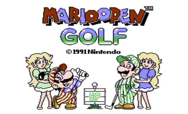 【Nintendo Switch Onlineファミコン】マリオオープンゴルフ【攻略サイト】