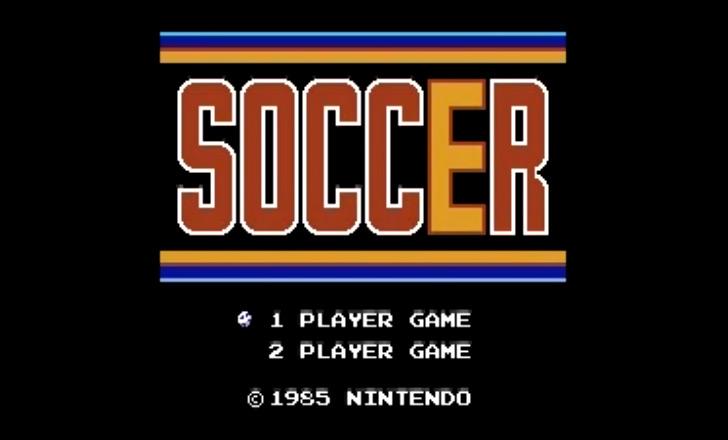 【Nintendo Switch Onlineファミコン】サッカー【攻略サイト】