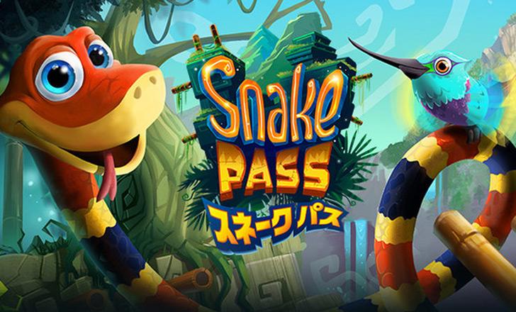【ニンテンドースイッチ】スネークパスはダウンロード専用配信!蛇を攻略しよう!