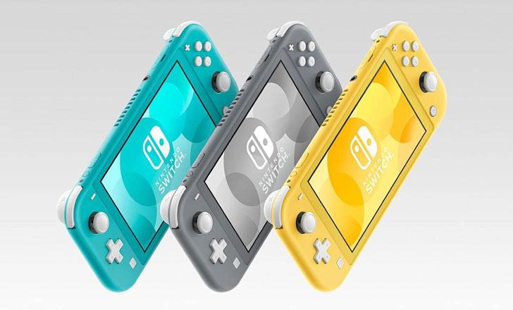 スイッチライトで人気でオススメのシリコンカバー【Nintendo Switch Lite】